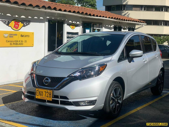 Nissan Note At 1600 5p