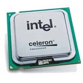 Processador Intel Celeron