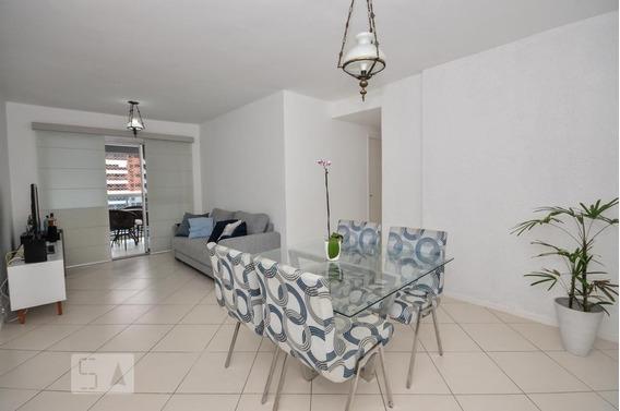Apartamento No 9º Andar Mobiliado Com 3 Dormitórios E 1 Garagem - Id: 892950755 - 250755