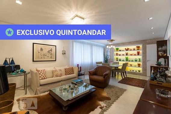 Apartamento No 1º Andar Com 3 Dormitórios E 1 Garagem - Id: 892962466 - 262466