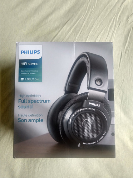 Philips Shp 9500 Hifi Precision Stereo Over-ear Headphones