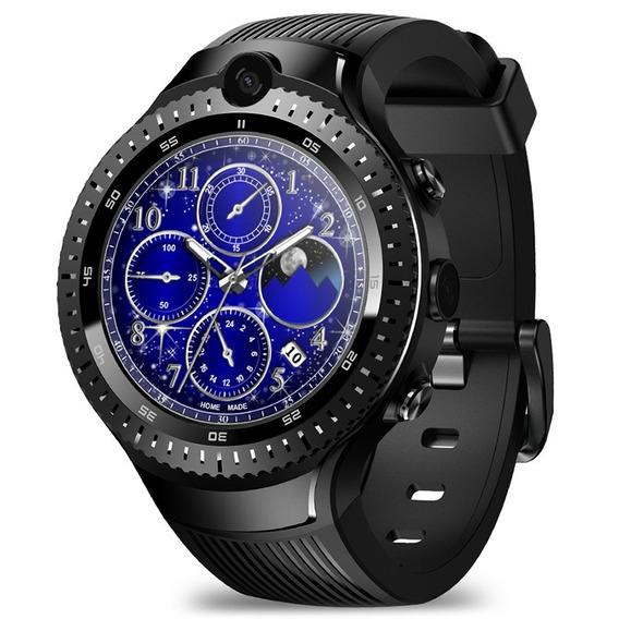 Zeblaze Thor 4 Dual 4g Smartwatch Teléfono 1.4 Pulgada Andro