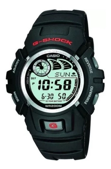 Relógio Casio G-shock Unisex G-2900f-1vcs Original