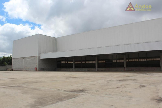 Aluga-se / Vende-se Galpão Novo Monousuário (9.088m²) Cotia - Ga0208