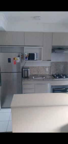 Excelente Apartamento 51m2 2 Quartos 1 Vaga Centro Barueri.