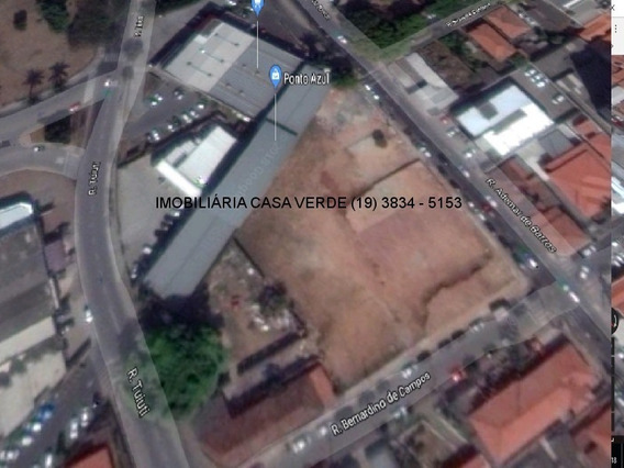 Area A Venda Em Indaiatuba, No Centro. - Ar0010 - 334546