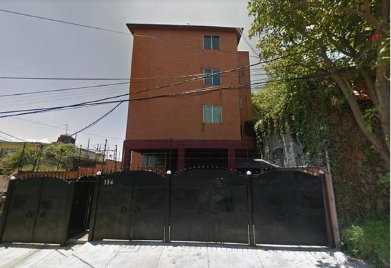 Depto. Amp. Miguel Hidalgo. $546,106 Remate Bancario