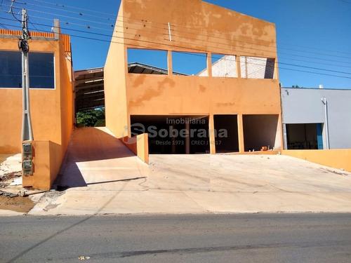 Galpão Para Aluguel Em Chácaras São Martinho - Ga012745