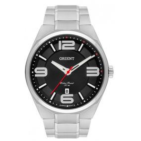 Relógio Orient Prateado Masculino Mbss1326p2sx