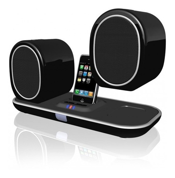 Dock Station Para iPhone/iPod Com Caixas Wireless - Leadersh