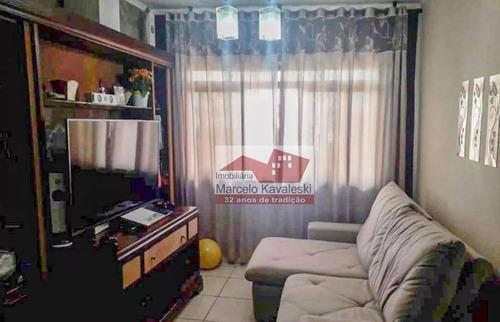 Apartamento Com 2 Dormitórios À Venda, 63 M² Por R$ 340.000 - Vila Monumento - São Paulo/sp - Ap13357