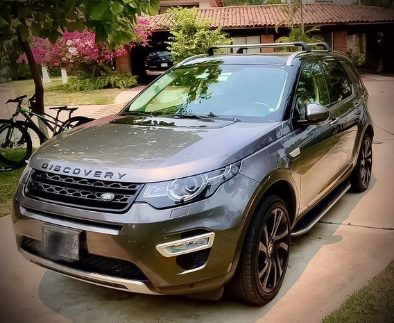 Land Rover Discovery Sport Hse Luxury, 2015