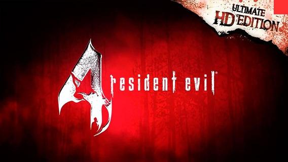 Resident Evil 4 Ultimate Hd + Conteúdo Bônus