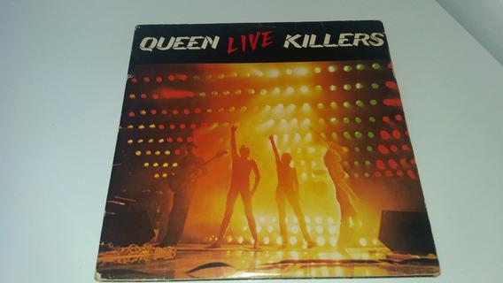 Queen - Live Killers - ( Lp ) Vinil Duplo