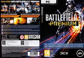 Battlefield 3 Premium Edition Pc - Origin - Entrega Inmediat