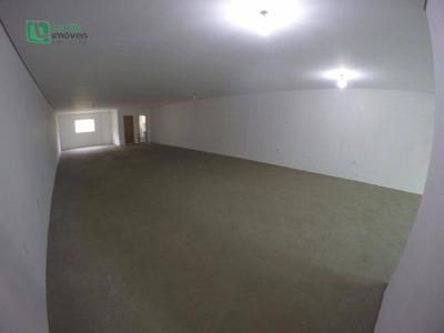 Salão Comercial - Vão Livre - Bairro Do Limão - 1º Andar - Sl0014