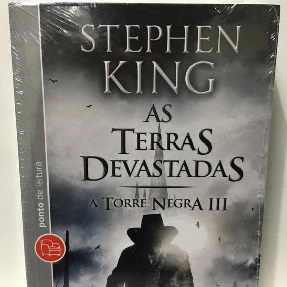 Livro: A Torre Negra Iii As Terras Devastadas - Stephen King