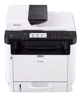 Impresora Laser Multifuncion Ricoh Sp 3710sf