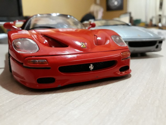 Mini Ferrari Hot Whells / Bburago