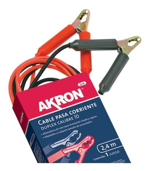 Cables Pasa Corriente Electricidad O Automóvil 23-15 Akron