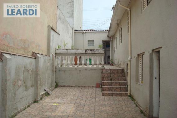 Casa Térrea Tatuapé - São Paulo - Ref: 496653