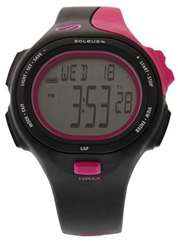 Relojes Deportivos,sóleo Unisex Sh009-011 Pr Hrm Reloj D..