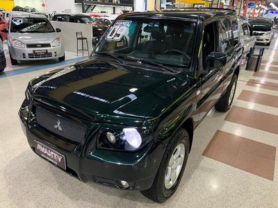 Mitsubishi Pajero Tr4 2009 Flex Automática 4x4 Top De Linha