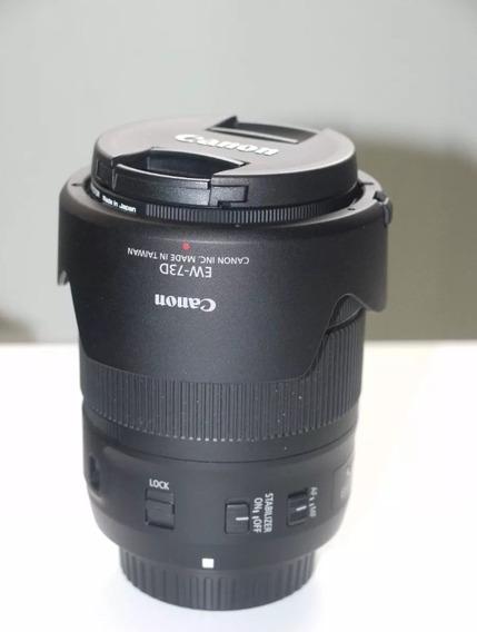 Canon Ef-s 18-135mm F/3.5-5.6 Is Usm Lens (nano)