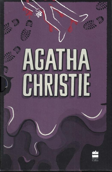 Colecao Agatha Christie - Box Vol. 1
