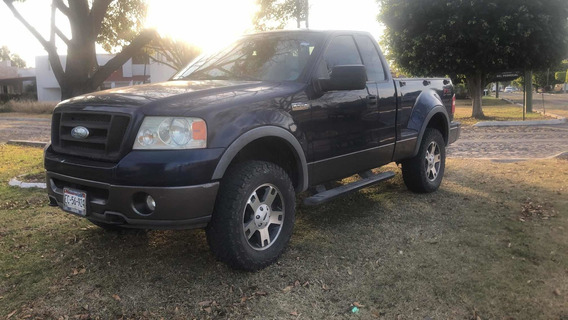 Ford Lobo 5.4 Sport Fx4 Cabina Regular 4x4 Mt 2008