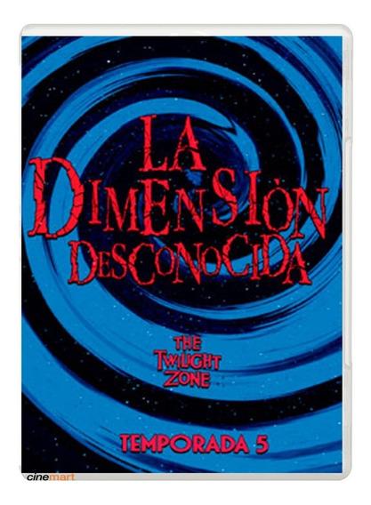 La Dimension Desconocida Quinta Temporada 5 Serie Dvd (60
