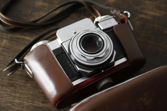 Câmera Zeiss Ikon Contaflex Ii - Analógica