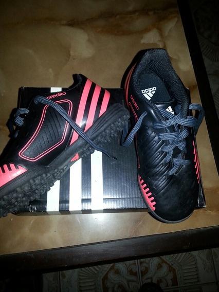 Zapatos adidas Talla 30 Futbol Sala