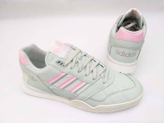 Tênis adidas Originals Ar Trainer Original Verde Claro Rosa