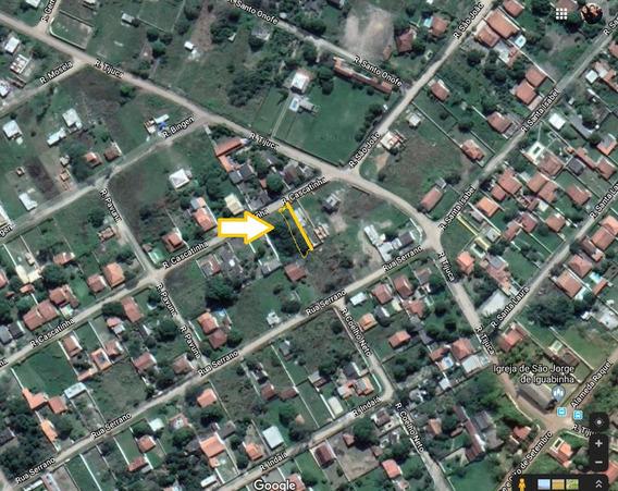 Terreno Em Araruama 600 M²