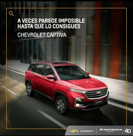 Chevrolet Prisma Captiva