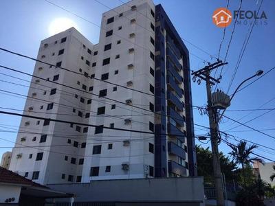 Apartamento 04 Dormitórios No Jardim São Paulo - Ap0286