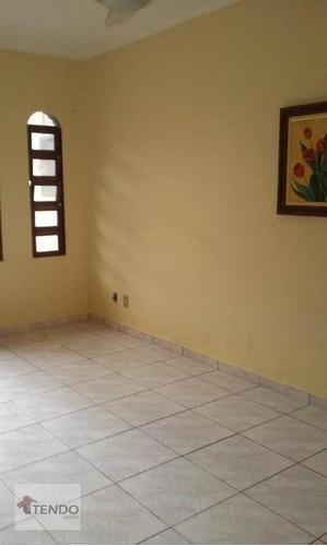 Imagem 1 de 15 de Imob01 - Casa 122 M² - 2 Dormitórios - Rudge Ramos - São Bernardo Do Campo/sp - Ca0100