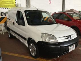 Peugeot Partner Cargo Std 5 Vel Ac 2011