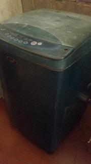 Lavadora LG Turbo Drum De 8 Kilos