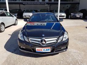 Mercedes-benz E-350 Coupé Blindado 2010 Top Linha Impecável