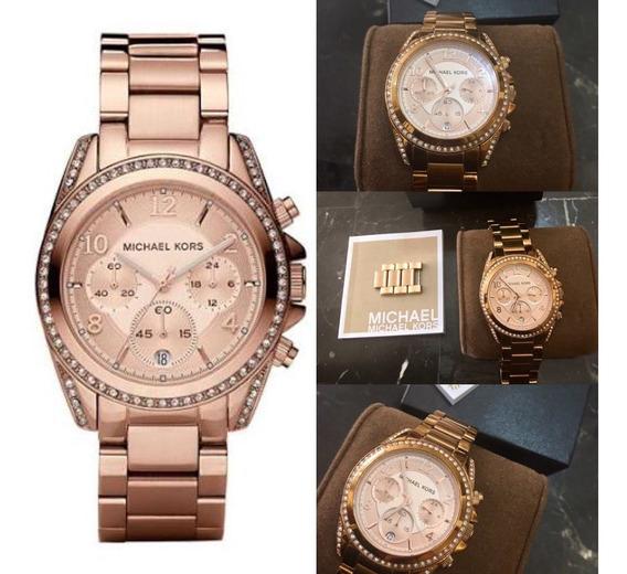 Michael En Libre México Mk5263 Relojes Reloj Mercado Kors Mujer kuwPiOXZT