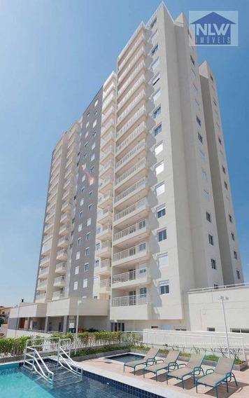 Apartamento Residencial À Venda, Vila Dom Pedro Ii, São Paulo. - Ap0464