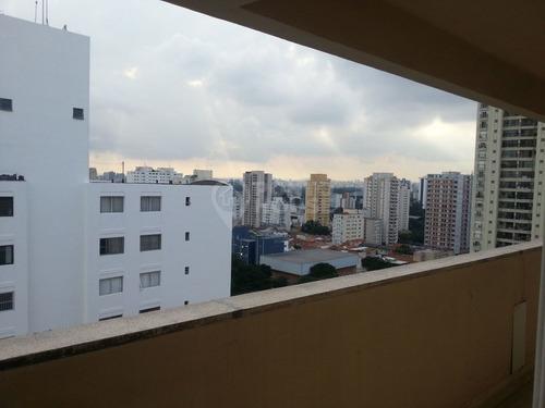Locação De Apartamento 2 Dormitórios  1 Vaga No Bairro De Mirandópolis - Ph29837