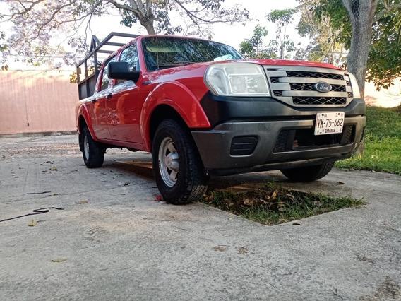 Camioneta Ford Ranger Xl 2012 Con Clima