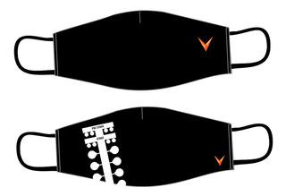 Máscaras De Proteção Lavável - Pinheirinho - 2 Unidades