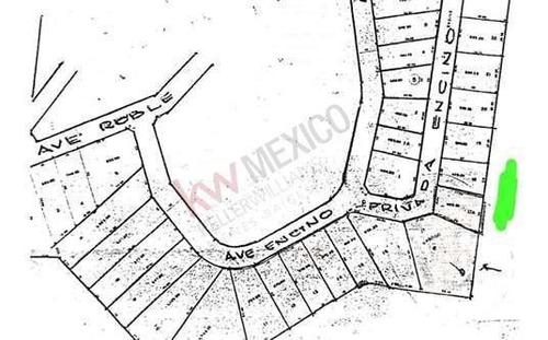 Imagen 1 de 4 de Terreno En Rincón De La Sierra Lote 17a Mide 498.25 En $3,600m2 Son Dos Lotes Se Pueden Vender Juntos O Separados El Lote 18 Mide 479.25