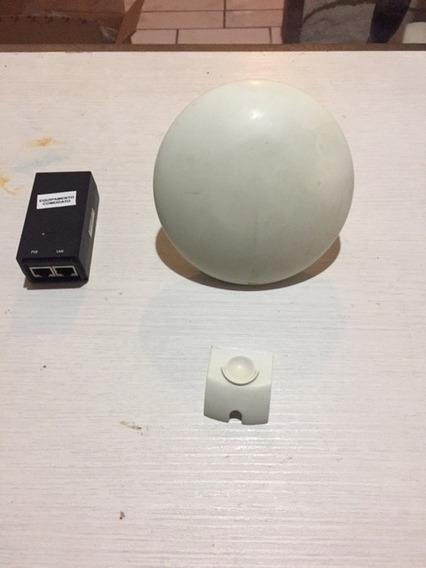 10 Ubiquiti Nanobeam Nbe-m5-16 (br) 5ghz 16dbi 300 Garantia