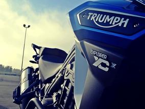 Triumph Explorer Xcx 1200 0 Km 2018