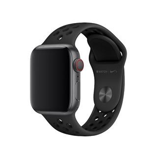 Correa Malla Nike Sport Black/white Apple Watch 40/38